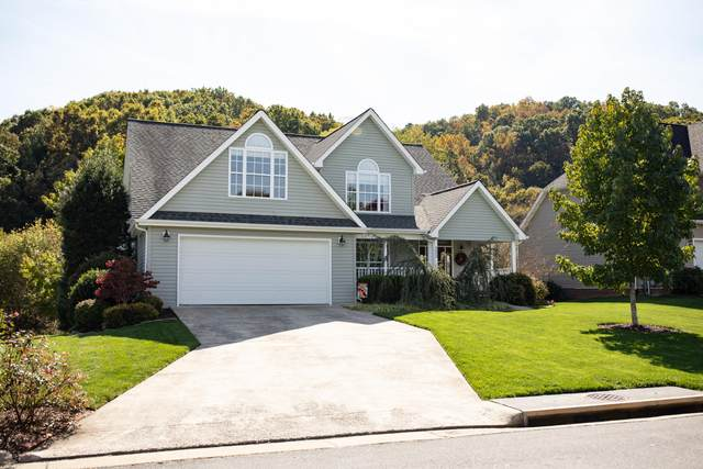 203 Haley Walk, Bristol, TN 37620 (MLS #9914618) :: The Lusk Team