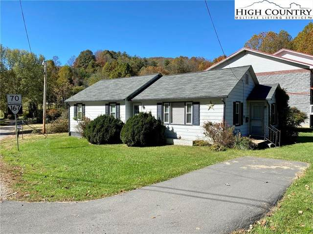 399 Brown Road, Mountain City, TN 37683 (MLS #9914622) :: Conservus Real Estate Group