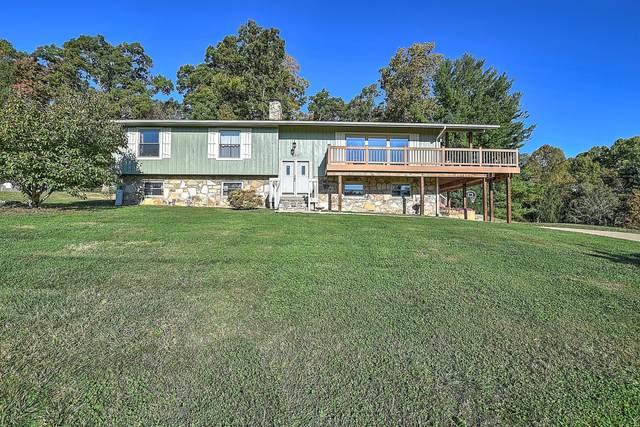 1517 Crestwood Drive, Greeneville, TN 37745 (MLS #9914634) :: Bridge Pointe Real Estate