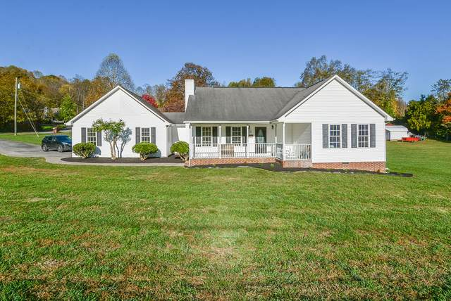 108 Mitchell Creek Drive, Jonesborough, TN 37659 (MLS #9914644) :: The Lusk Team