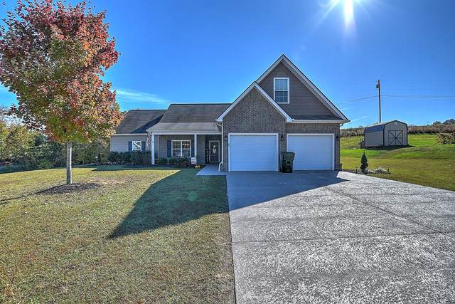 498 Cameron Court, Gray, TN 37615 (MLS #9914656) :: The Lusk Team
