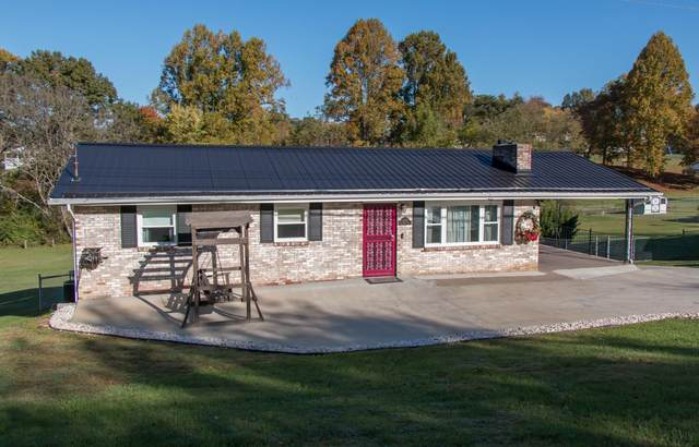 2306 King Mill Pike Pike, Bristol, VA 24201 (MLS #9914716) :: Red Door Agency, LLC
