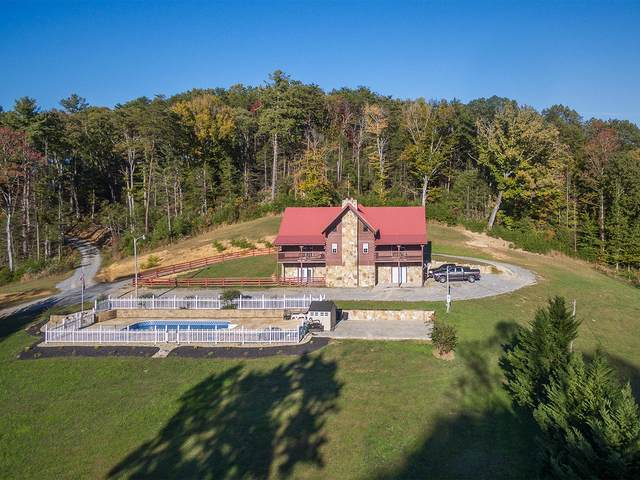 3000 Bogard Rd Road, Cosby, TN 37722 (MLS #9914732) :: Tim Stout Group Tri-Cities