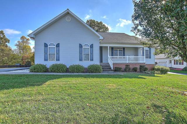 153 Sugar Plum Lane, Telford, TN 37690 (MLS #9914829) :: Conservus Real Estate Group