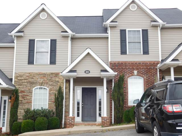 100 Montvale Drive #2, Bristol, VA 24201 (MLS #9914961) :: Red Door Agency, LLC