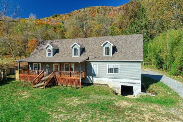 1675 Dawson Avenue, Big Stone Gap, VA 24219 (MLS #9914992) :: Red Door Agency, LLC