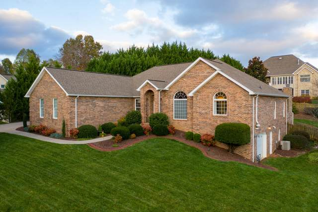 420 Arrowhead Drive, Kingsport, TN 37664 (MLS #9915006) :: Red Door Agency, LLC