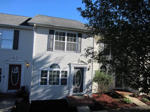 201 Hunter Hills Circle #2, Bristol, TN 37620 (MLS #9915035) :: Conservus Real Estate Group