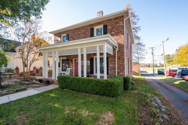210 Pine Street, Johnson City, TN 37604 (MLS #9915161) :: The Lusk Team