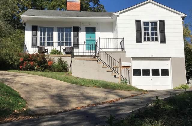 586 Jackson Street, Kingsport, TN 37660 (MLS #9915169) :: Red Door Agency, LLC