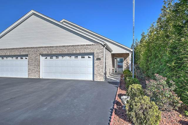 1947 Ridgepine Road #1947, Kingsport, TN 37660 (MLS #9915376) :: Highlands Realty, Inc.