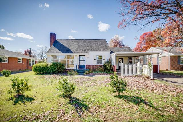 1813 Sevier Avenue, Kingsport, TN 37664 (MLS #9915377) :: Red Door Agency, LLC