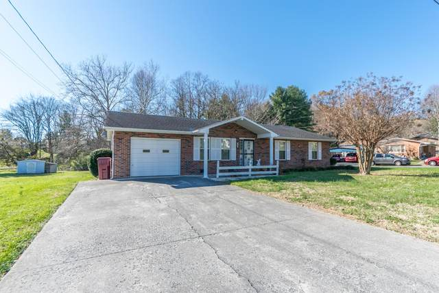 1500 Stoneybrook Drive, Johnson City, TN 37601 (MLS #9915615) :: Conservus Real Estate Group