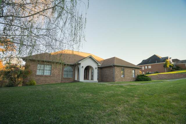 1216 Barnsley Place, Kingsport, TN 37660 (MLS #9915637) :: The Lusk Team