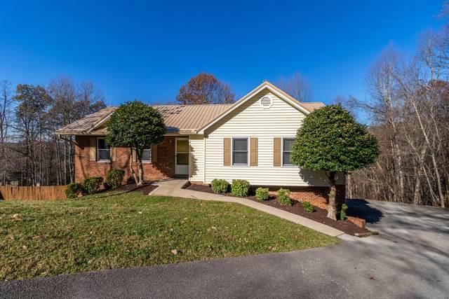 2116 Hutchinson Drive, Kingsport, TN 37660 (MLS #9915667) :: Conservus Real Estate Group