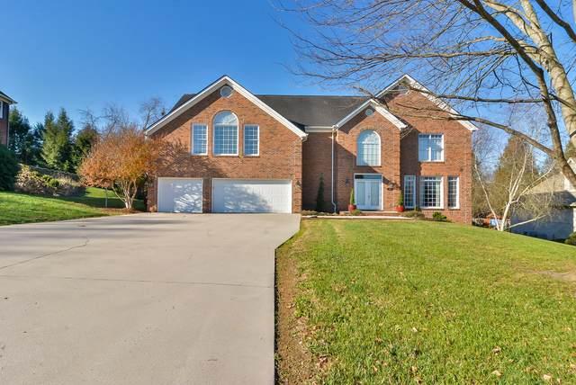 110 Reed Circle, Johnson City, TN 37601 (MLS #9915699) :: Red Door Agency, LLC