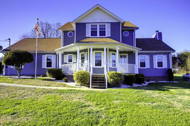 795 Carroll Creek Road, Johnson City, TN 37601 (MLS #9915757) :: Red Door Agency, LLC