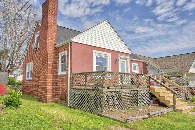 1756 Jefferson Avenue #0, Kingsport, TN 37664 (MLS #9915782) :: Conservus Real Estate Group