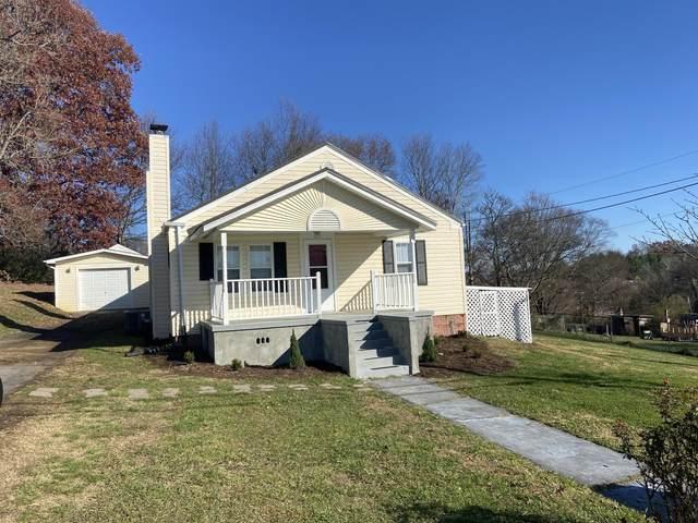 409 Rogers Avenue, Kingsport, TN 37660 (MLS #9915815) :: Conservus Real Estate Group