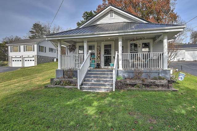 604 Mckee Street, Greeneville, TN 37743 (MLS #9915878) :: Red Door Agency, LLC