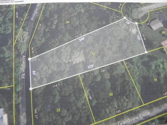 0 Cherokee Drive, Rogersville, TN 37857 (MLS #9915882) :: Red Door Agency, LLC