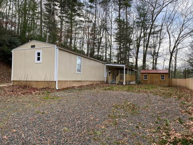 1637 Pleasant Valley Road, Mountain City, TN 37683 (MLS #9915890) :: Conservus Real Estate Group