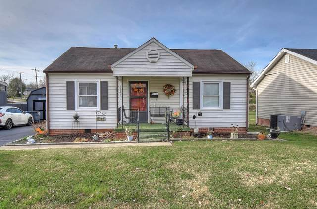 1365 Garden Drive, Kingsport, TN 37664 (MLS #9915899) :: Red Door Agency, LLC