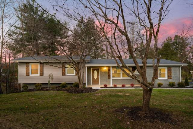 456 Brookwood Drive, Bristol, TN 37620 (MLS #9915904) :: Red Door Agency, LLC