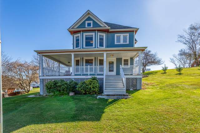 407 Glade Street, Glade Spring, VA 24340 (MLS #9915908) :: Red Door Agency, LLC