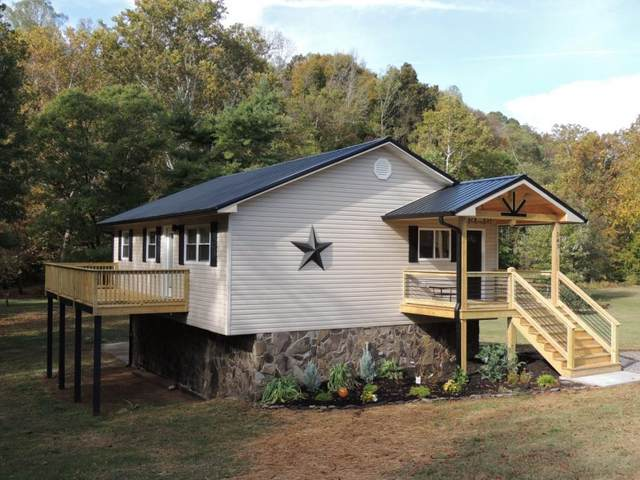 143 Cross Valley Road, Surgoinsville, TN 37873 (MLS #9915928) :: Red Door Agency, LLC
