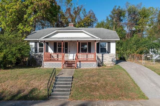 1218 Sevier Avenue, Kingsport, TN 37664 (MLS #9915954) :: Red Door Agency, LLC