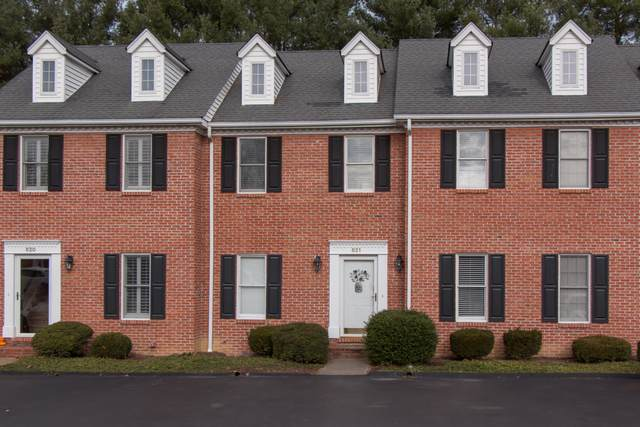 821 Wayne Avenue #21, Abingdon, VA 24210 (MLS #9915979) :: The Lusk Team