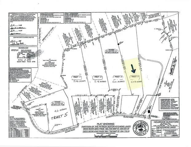 Tbd Tract4 Island Road, Blountville, TN 37617 (MLS #9916000) :: Conservus Real Estate Group