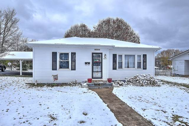 1027 Walker Street, Elizabethton, TN 37643 (MLS #9916054) :: Highlands Realty, Inc.