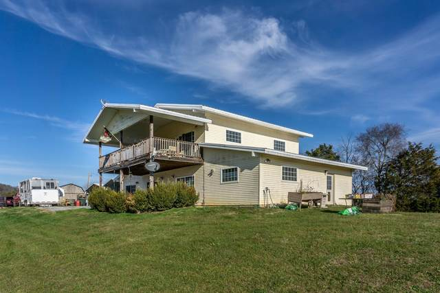 245 Oasis Road, Bulls Gap, TN 37711 (MLS #9916104) :: Tim Stout Group Tri-Cities