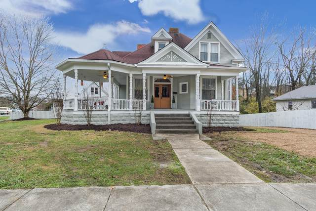420 Taylor St. Street, Bristol, TN 37620 (MLS #9916222) :: Bridge Pointe Real Estate