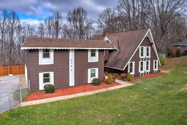 4724 Edens View Road, Kingsport, TN 37664 (MLS #9916310) :: Conservus Real Estate Group