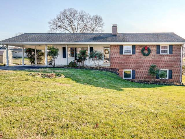 5421 Lonesome Pine Road, Kingsport, TN 37664 (MLS #9916375) :: Conservus Real Estate Group