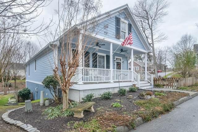 11 Walton Street, Jonesborough, TN 37659 (MLS #9916646) :: Bridge Pointe Real Estate