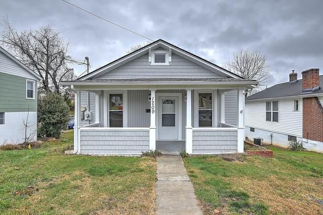 1209 Georgia Avenue, Bristol, TN 37620 (MLS #9916653) :: Conservus Real Estate Group