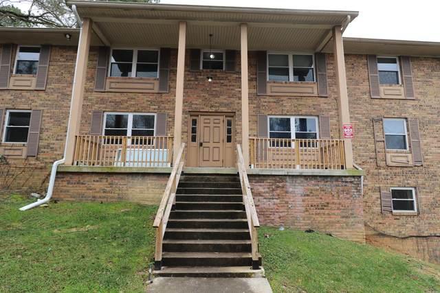 952 Chadwick Drive 1-7, Kingsport, TN 37660 (MLS #9916711) :: Red Door Agency, LLC