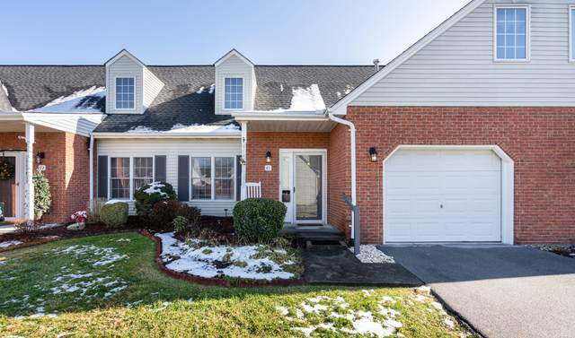 1725 Lakeview Drive #41, Johnson City, TN 37601 (MLS #9916871) :: The Lusk Team