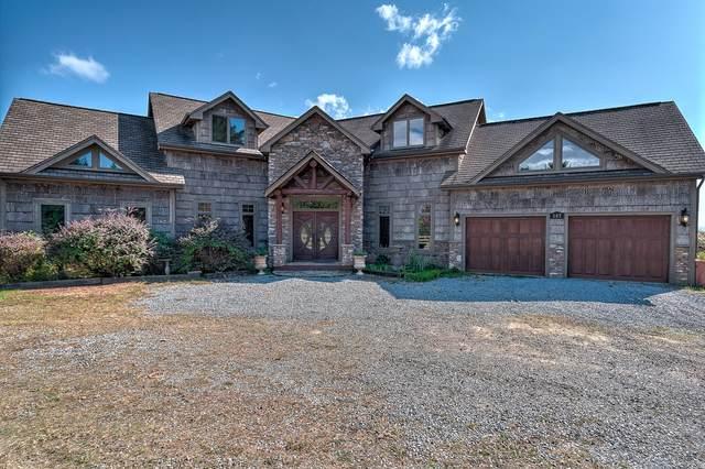 307 Thomas Lane, Bluff City, TN 37618 (MLS #9916971) :: Conservus Real Estate Group