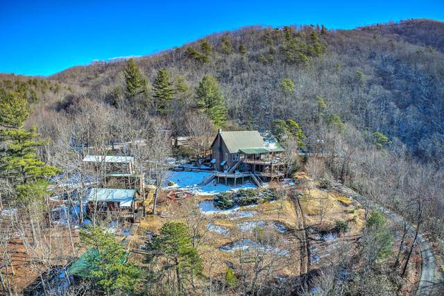 290 Cove Camp Private Dr, Mountain City, TN 37683 (MLS #9917017) :: The Lusk Team
