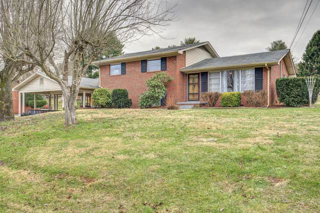 2703 Cresland Drive, Johnson City, TN 37601 (MLS #9917086) :: Bridge Pointe Real Estate