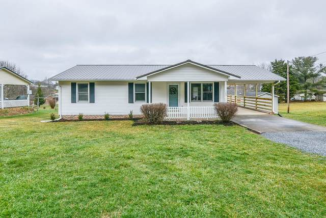 144 Christiana Drive, Rogersville, TN 37857 (MLS #9917193) :: Highlands Realty, Inc.