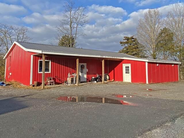 3089 Hwy 25E, Tazewell, TN 37879 (MLS #9917223) :: Bridge Pointe Real Estate