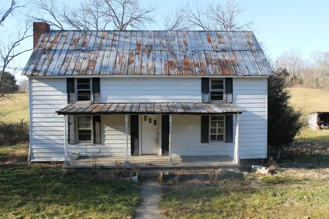 1436 Weaver Branch Road, Piney Flats, TN 37686 (MLS #9917296) :: The Lusk Team