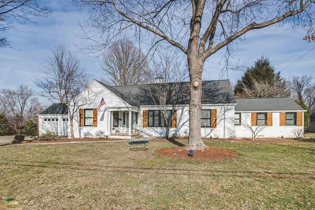 1600 Fairidge Place, Kingsport, TN 37664 (MLS #9917314) :: Red Door Agency, LLC
