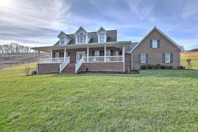 310 Dean Hollow Road, Nickelsville, VA 24271 (MLS #9917317) :: Red Door Agency, LLC